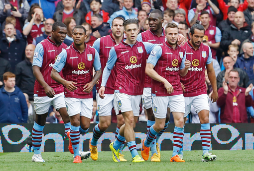 Aston VIlla Football team 1