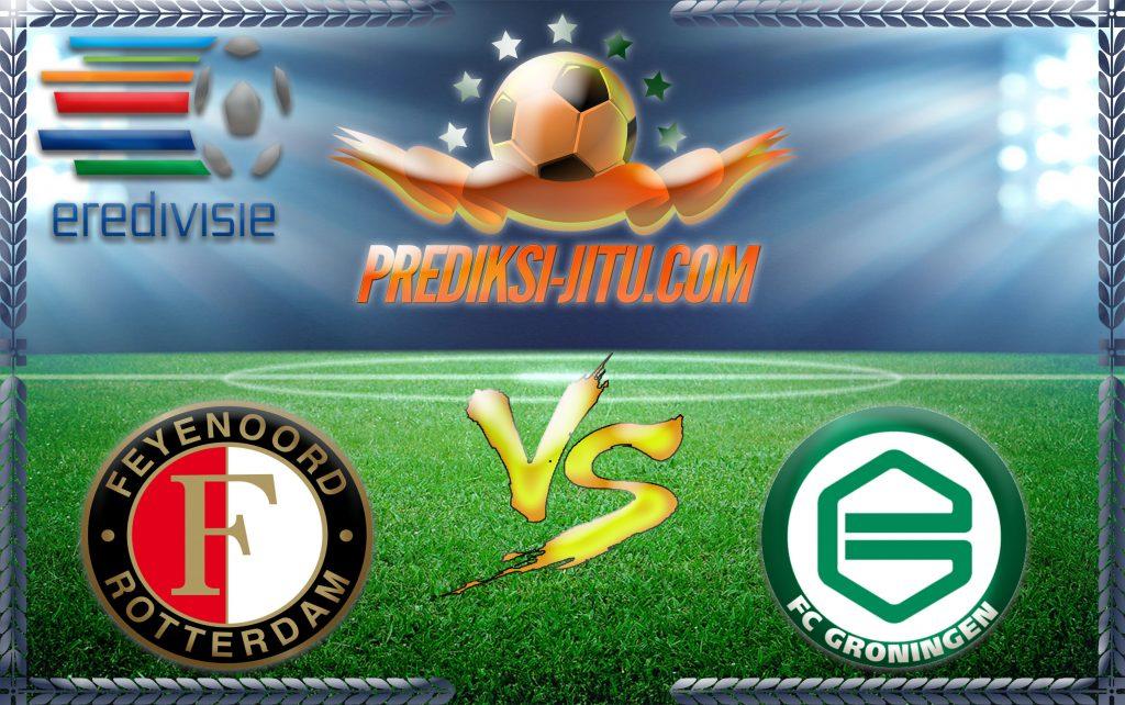 Feyenoord Vs FC. Groningen
