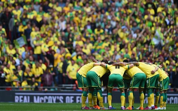 Norwich City Football Team