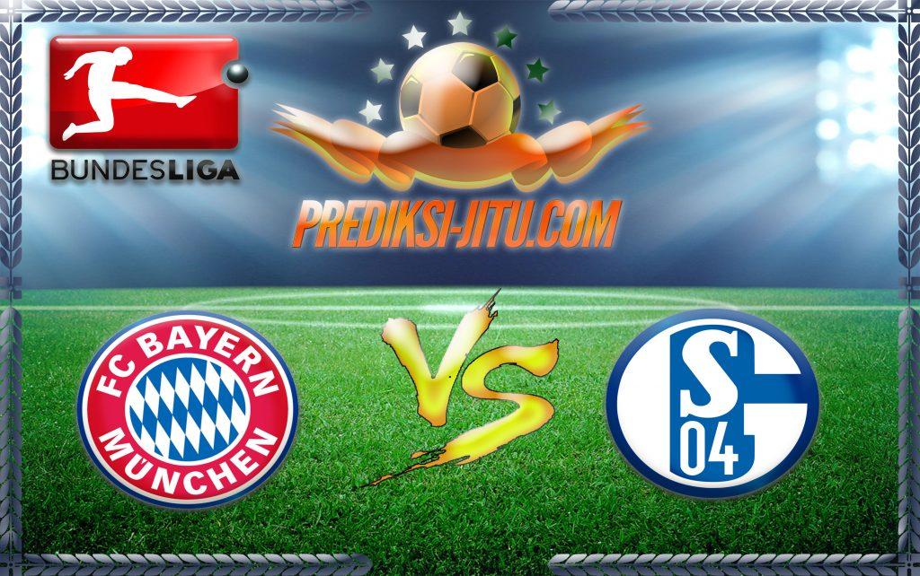 Schalke 04 Vs Bayern Munchen