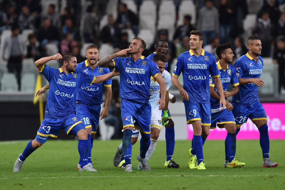 Frosinone  team football - Serie A