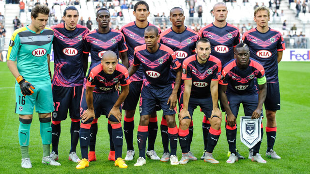Bordeaux Football Team