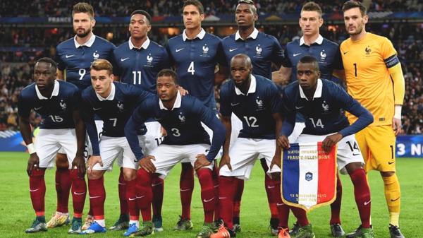 France Footbal Team