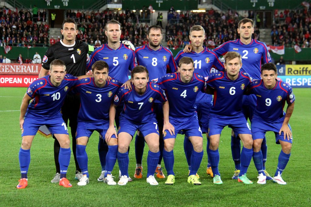 Moldova Football Team