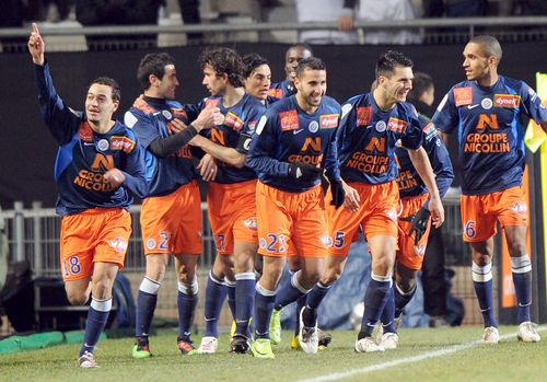 Montpillier Football Team