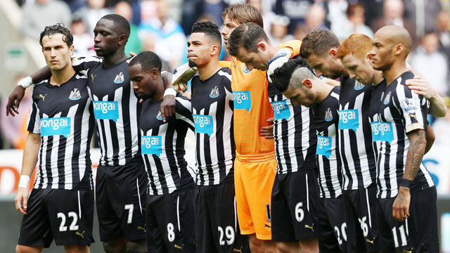 Newcastle Football Team