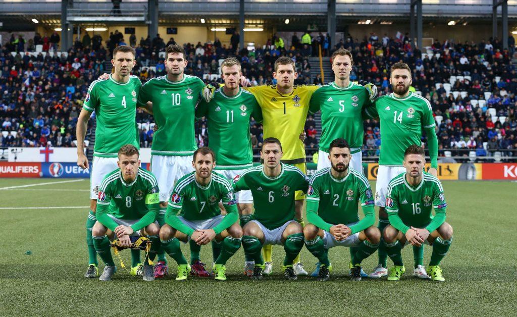 Northern Ireland Footbal Team