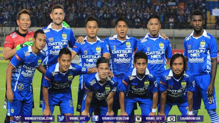 Persib Footbal Team