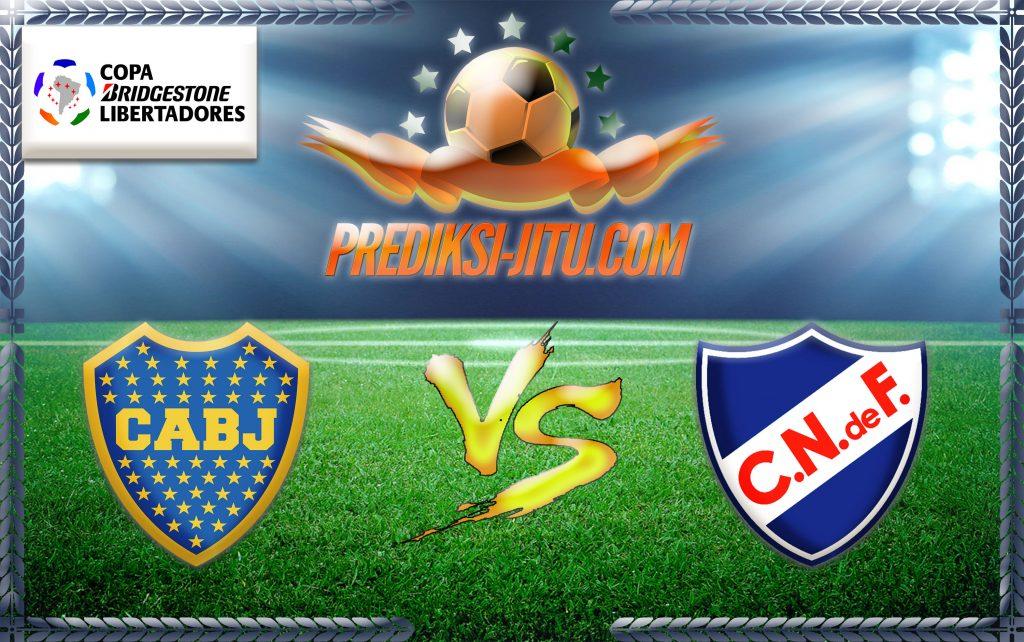 Prediksi Skor Boca Juniors Vs Nacional 20 Mei 2016