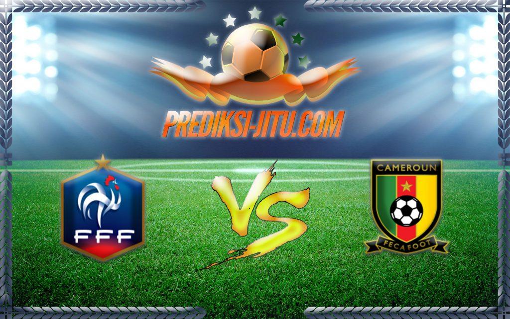 Prediksi Skor France Vs Cameroon  31 Mei 2016
