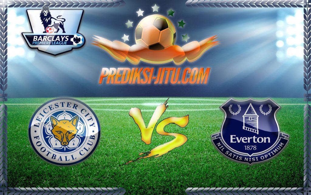 Prediksi Skor Leicester City Vs Everton 7 Mei 2016
