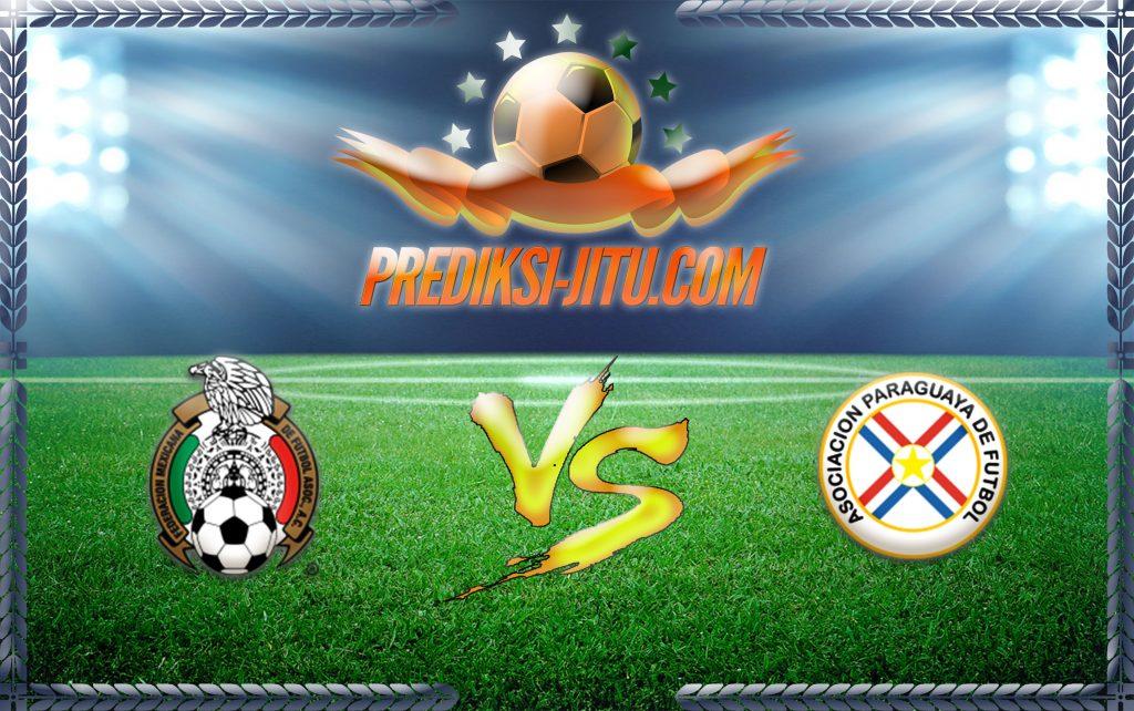 Prediksi Skor Mexico Vs Paraguay  29 Mei 2016