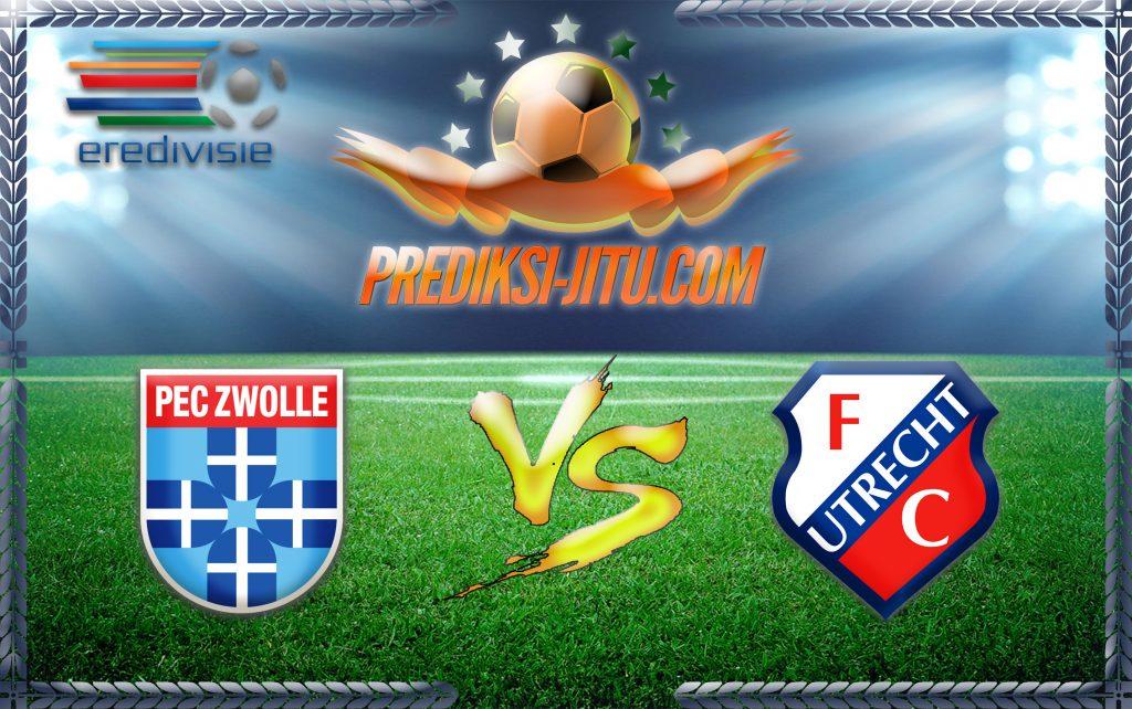 Prediksi Skor PEC Zwolle Vs Utrecht 12 Mei 2016