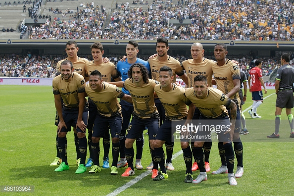 Pumas Unam Football Team