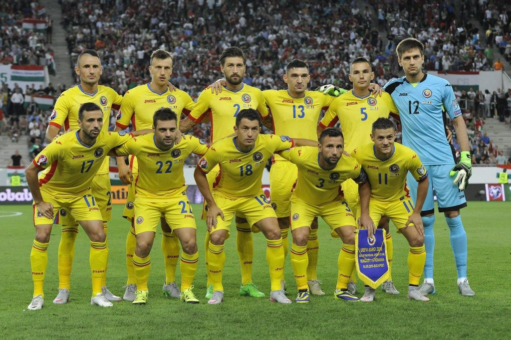Romania Football Team