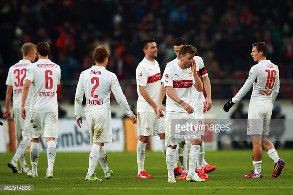 Stuttgart Football Team