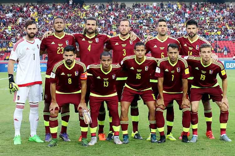 Venezuela Footbal Team