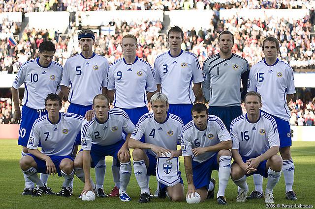 finland Football Team