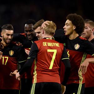 Belgia Football Team