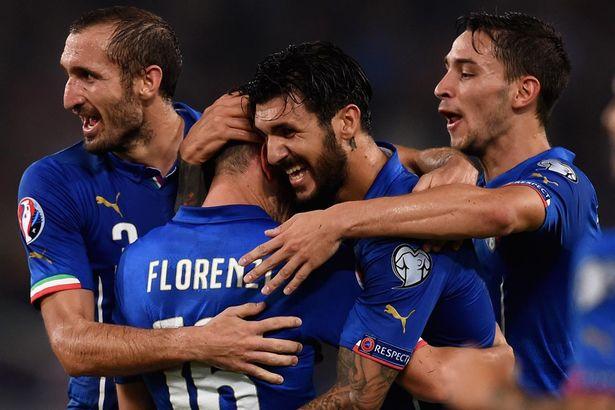 Italia Football Team