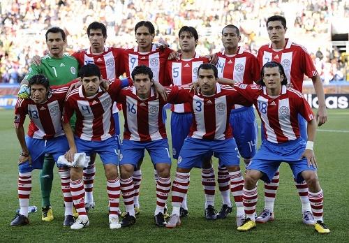 Paraguay Football Team