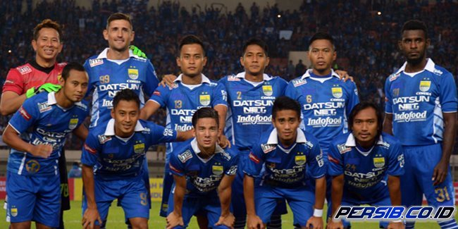 Persib Football Team
