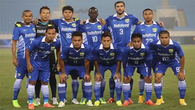 Persib Football Team