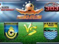 Prediksi Skor Gresik United Vs Persib 27 Juni 2016