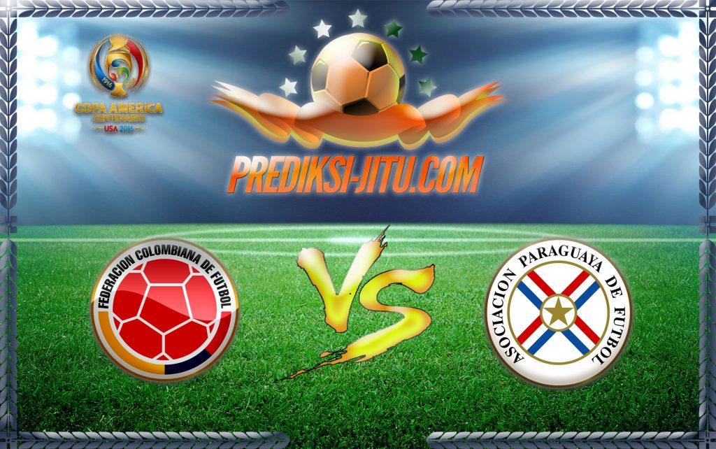 Prediksi Skor Kolombia Vs Paraguay  8 Juni 2016