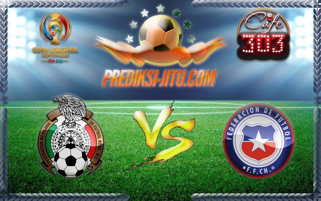 Prediksi Skor Meksiko Vs Chile 19 Juni 2016