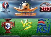 Prediksi Skor Portugal Vs Islandia 15 Juni 2016