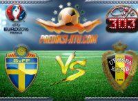 Prediksi Skor Swedia Vs Belgia 23 Juni 2016