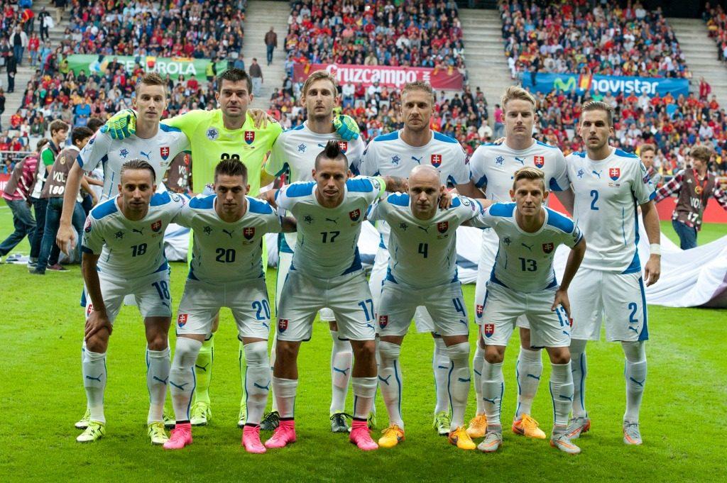 Slovakio Football Team