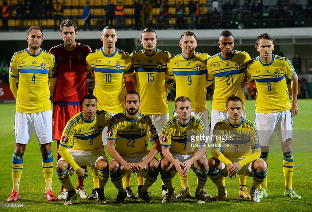 Sweden Football Team