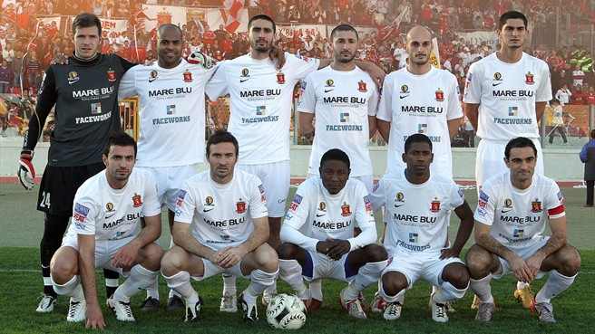 Valletta Football Team