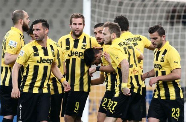 AEK Athens Football Team