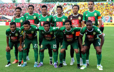 Bhayangkara Surabaya Utd Football Team