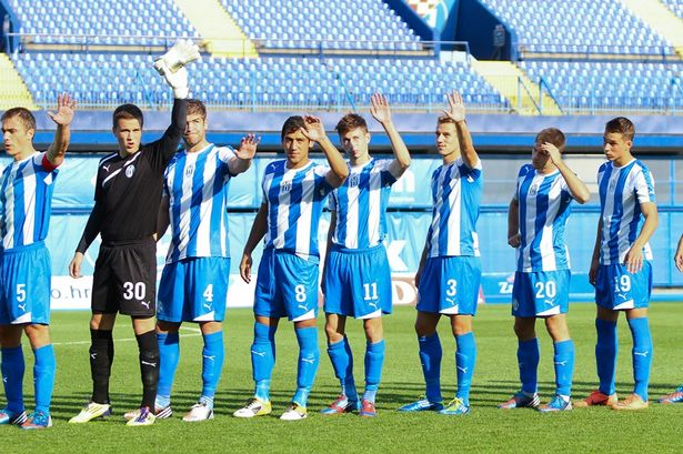 Lokomotiva Zagreb Football Team