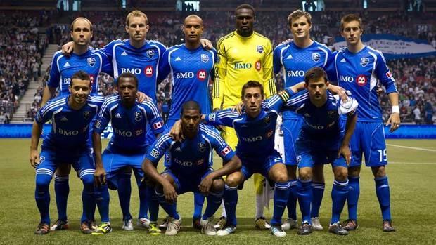 Montreal Impact  Soccer Team