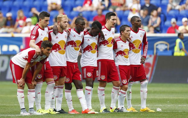 New York Red Bulls Football Team