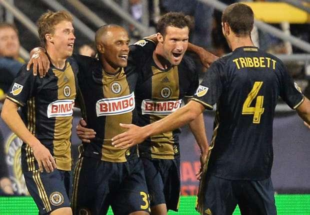 Philadelphia Union Soccer Team