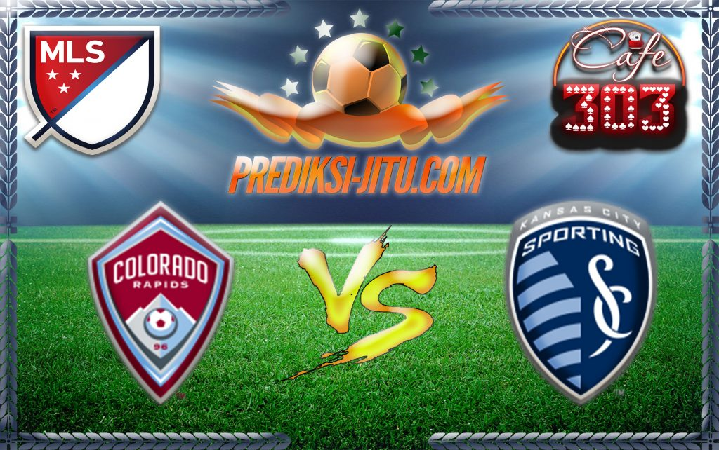 Prediksi Skor Colorado Rapids Vs Sporting KC  17 Juli 2016