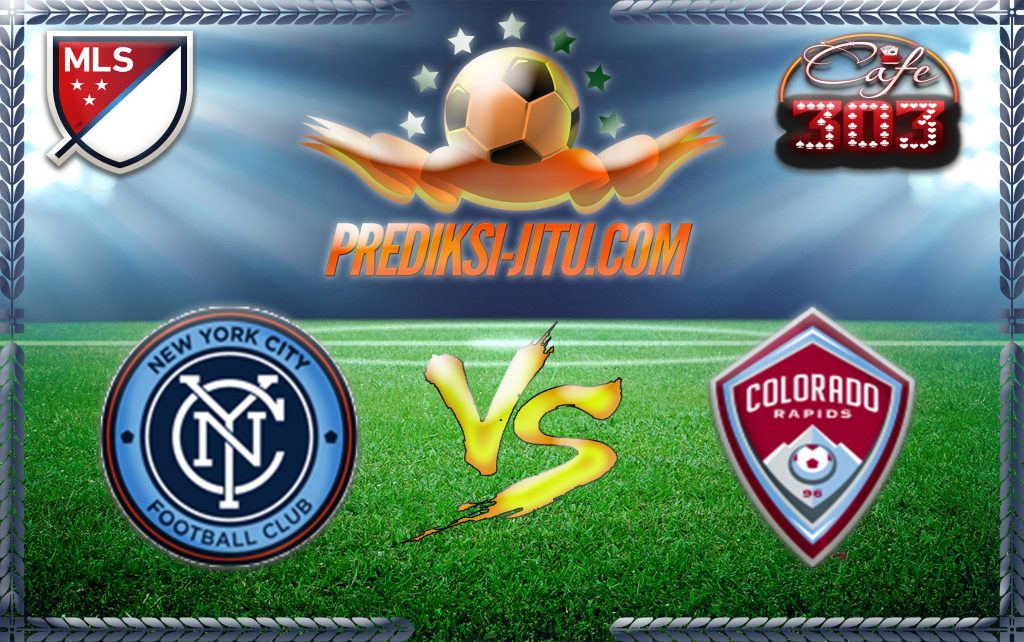 Prediksi Skor New York City Vs Colorado Rapids 31 Juli 2016