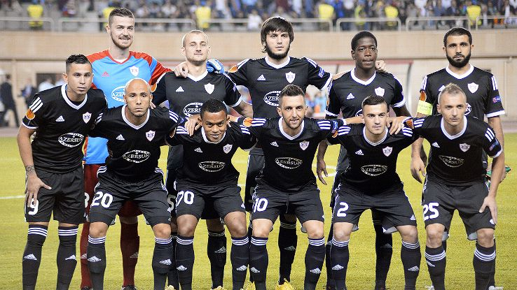 Qarabag Football Team