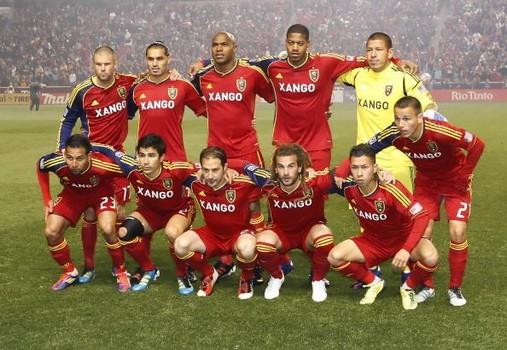 Real Salt Lake Soccer Team