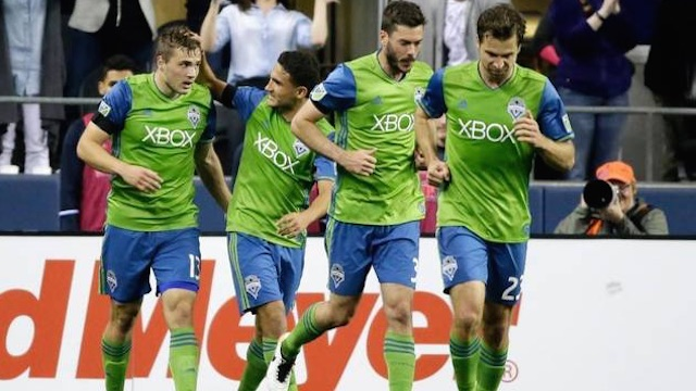 Seattle Sounders Soccer Team