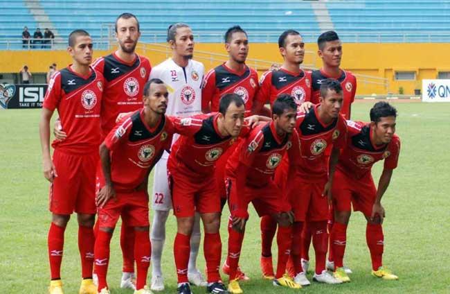 Semen Padang Football Team