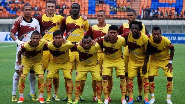 Sriwijaya Football Team