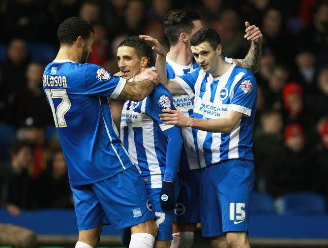 Brighton & Hove Albion Football Team