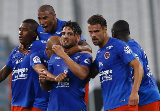 Caen Football Team